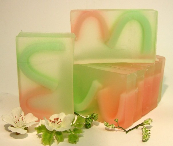 Soap by the Slice - Apple