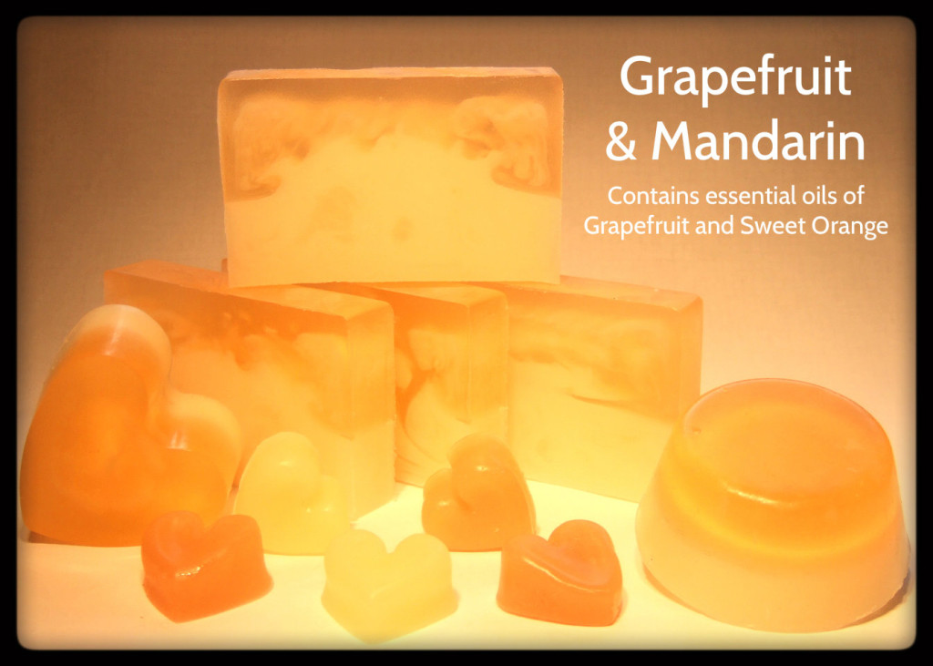 Grapefruit & Mandarin Soap Final
