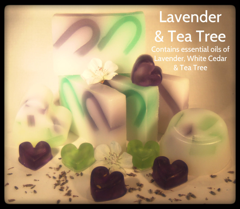 Lavender & Tea Tree 2