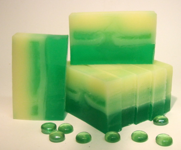 Soap by the Slice - Lemon & Lime