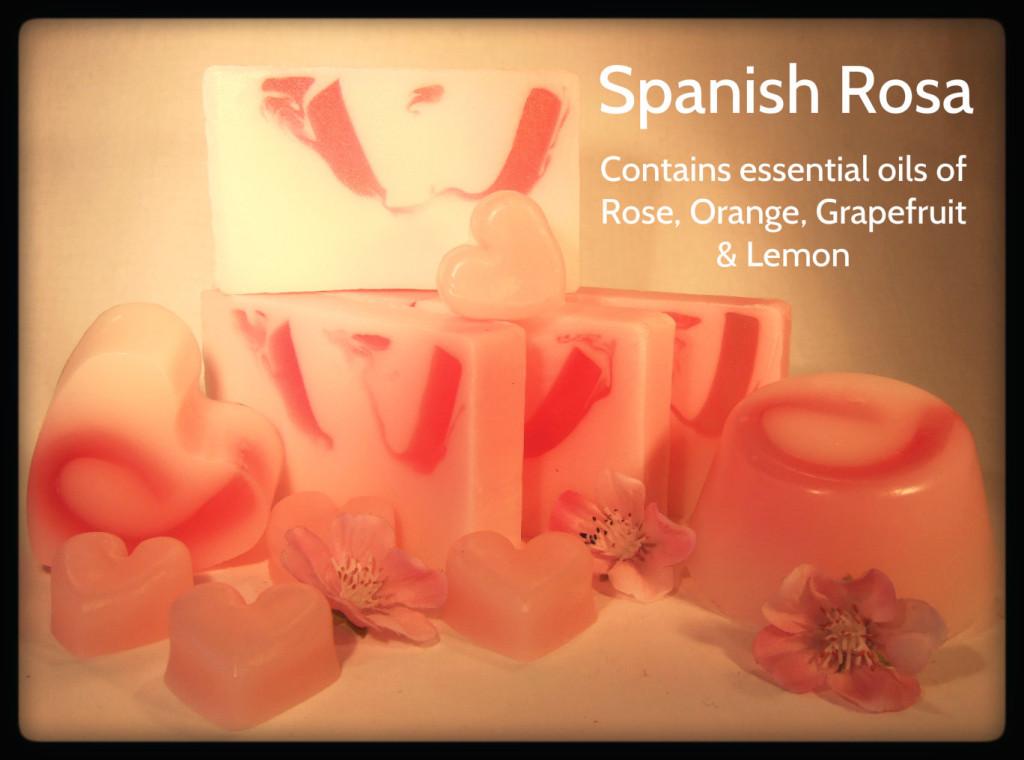 spanish rosa